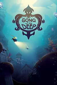 Carátula del juego Song of the Deep para Xbox One