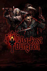Carátula para el juego Darkest Dungeon de Xbox One