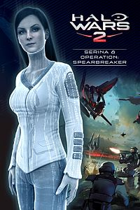 Carátula del juego Halo Wars 2: Serina & Spearbreaker Bundle