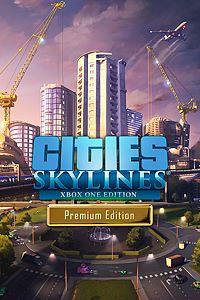 Carátula del juego Cities: Skylines - Premium Edition
