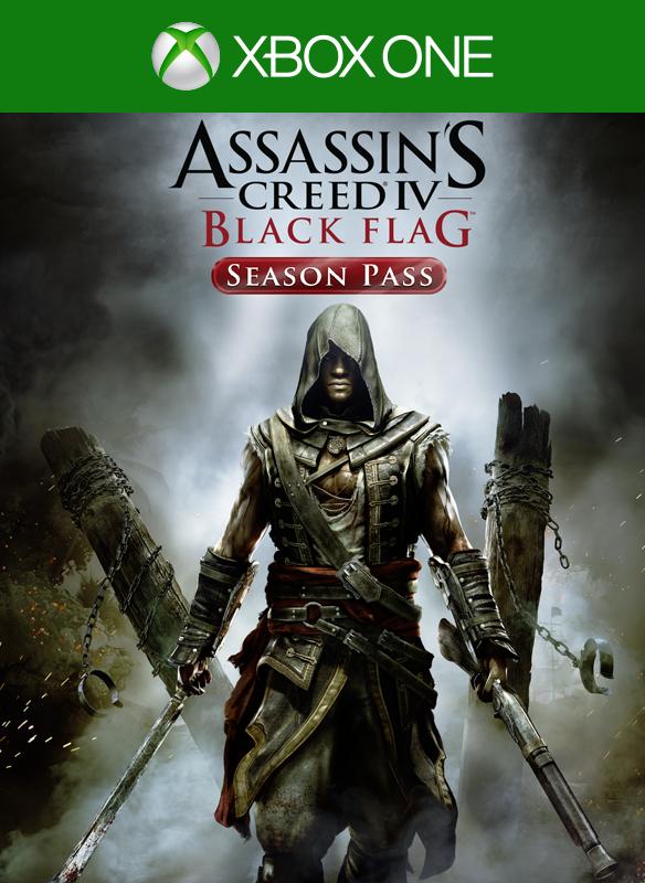 Assassin's Creed IV Season Pass boxshot