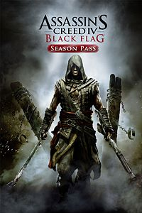 Carátula del juego Assassin's Creed IV Black Flag - Season Pass