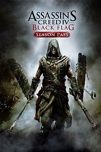 Carátula del juego Assassin's Creed IV Black Flag - Season Pass de Xbox One