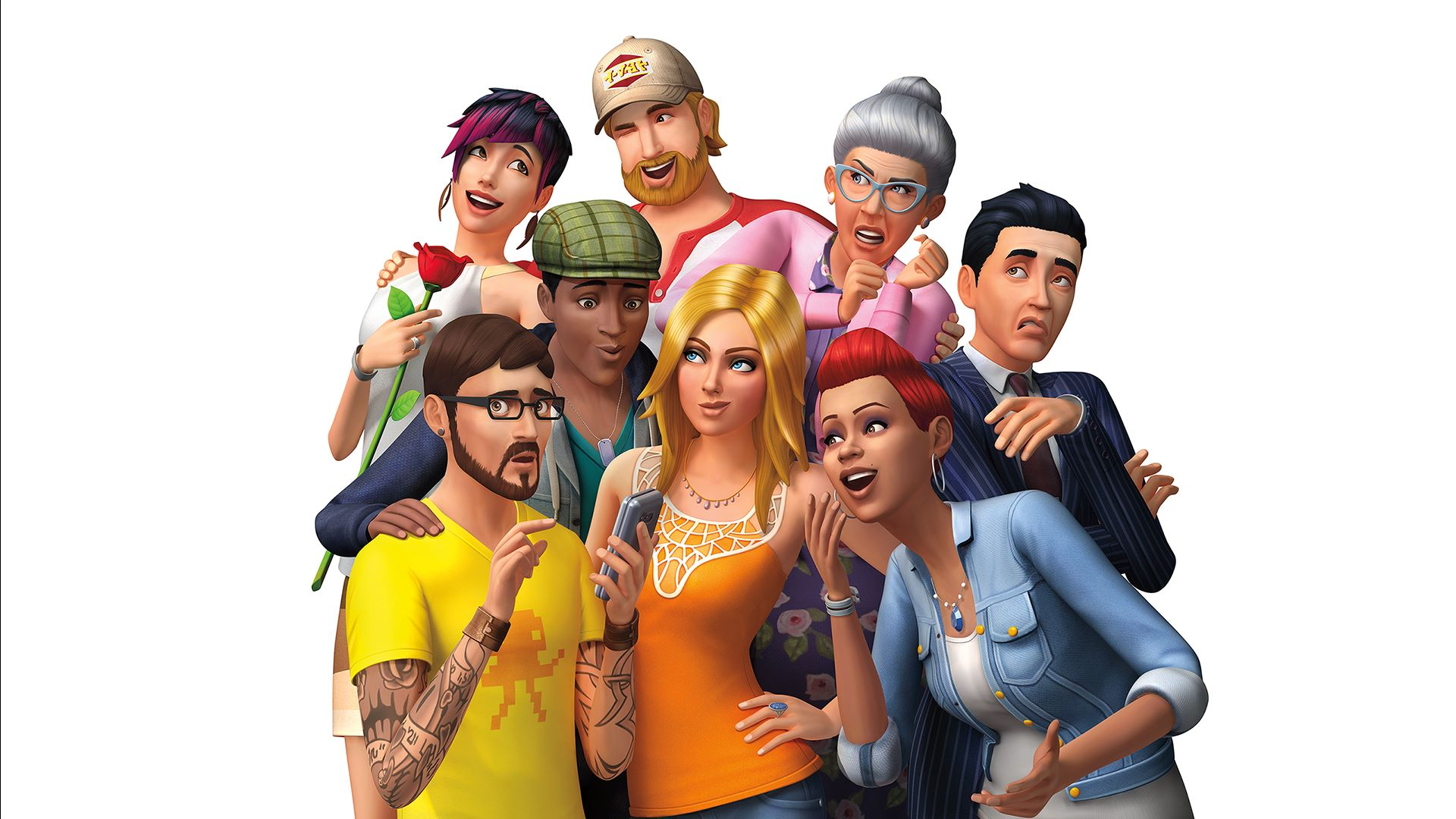 「the sims 4」の画像検索結果