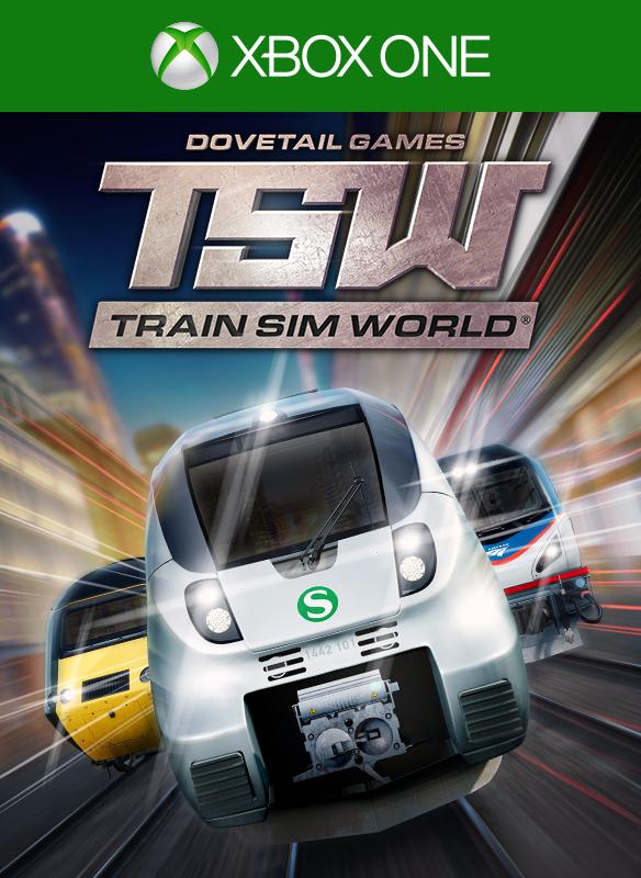 Train Sim World® boxshot