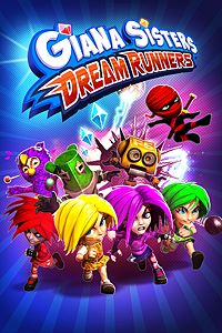 Carátula del juego Giana Sisters: Dream Runners de Xbox One