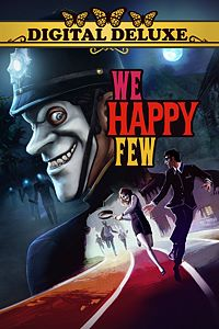 Carátula del juego We Happy Few Digital Deluxe (Game Preview) para Xbox One