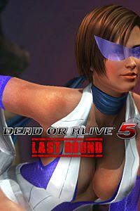 Carátula del juego DEAD OR ALIVE 5 Last Round Lisa Halloween Costume 2014