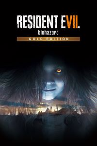 Carátula del juego RESIDENT EVIL 7 biohazard Gold Edition