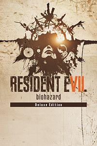 Carátula del juego RESIDENT EVIL 7 biohazard Deluxe Edition de Xbox One