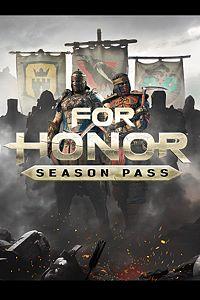 Carátula del juego FOR HONOR SEASON PASS de Xbox One
