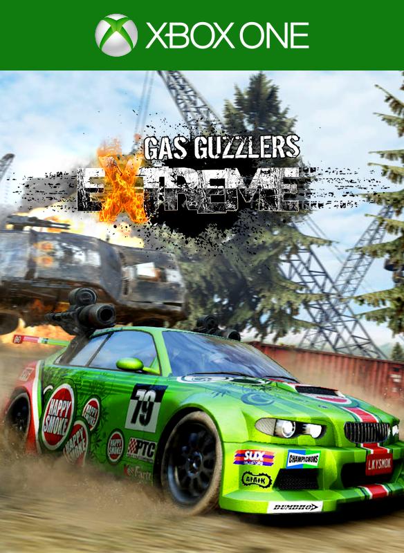 Gas Guzzlers Extreme boxshot