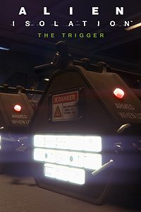 Carátula del juego Alien: Isolation - The Trigger