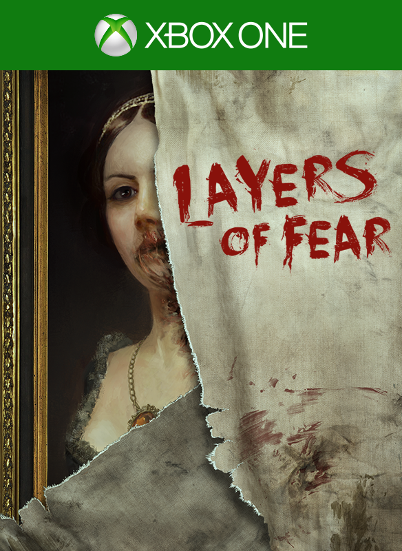 Layers of Fear boxshot