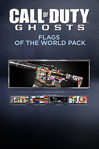 Call of Duty®: Ghosts - Набор Флаги мира