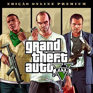 Grand Theft Auto V: Edição Online Premium Xbox One