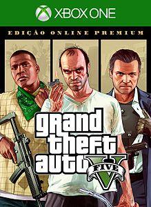 Grand Theft Auto V: Edição Online Premium boxshot