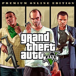 Grand Theft Auto V: Premium Online Edition Xbox One