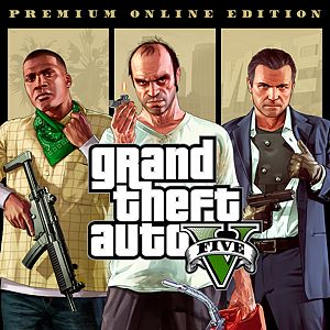 Grand Theft Auto V: Premium Online Edition Xbox One