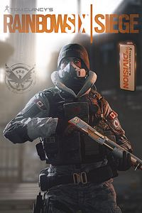 Carátula del juego Tom Clancy's Rainbow Six Siege: Frost Division set