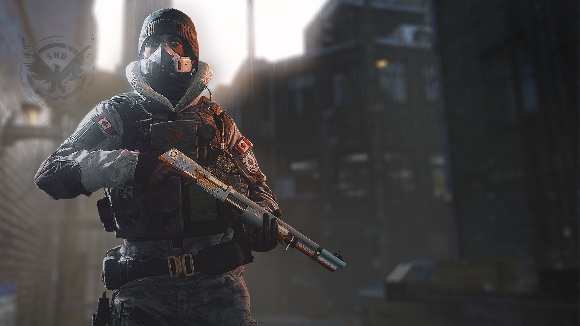 Tom Clancy's Rainbow Six Siege: Pacote The Division para Frost