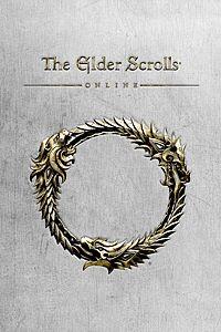 Carátula para el juego The Elder Scrolls Online de Xbox 360