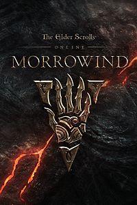 Carátula para el juego The Elder Scrolls Online: Morrowind de Xbox One
