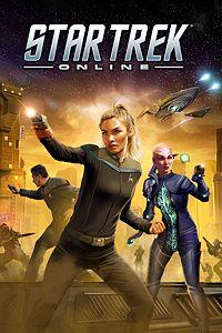 Carátula del juego Star Trek Online de Xbox One