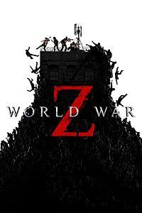 Carátula para el juego World War Z de Xbox 360