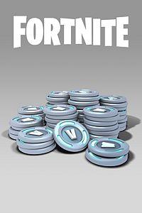Carátula del juego Fortnite - 10,000 (+3,500 Bonus) V-Bucks