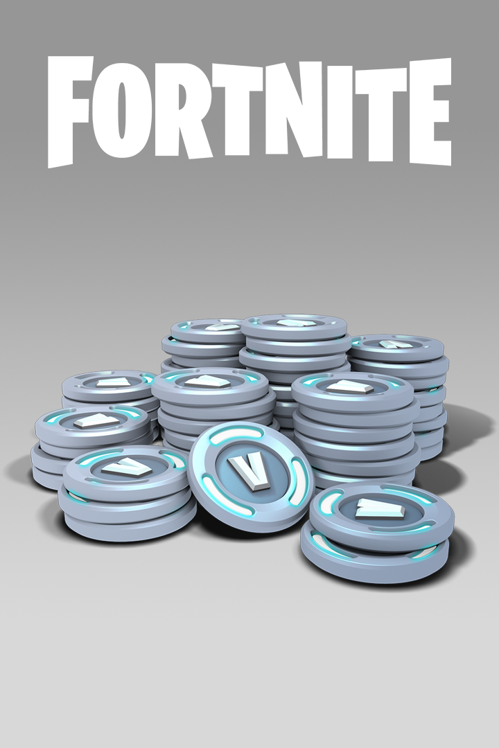 Buy Fortnite - 10,000 (+3,500 Bonus) V-Bucks - Microsoft Store