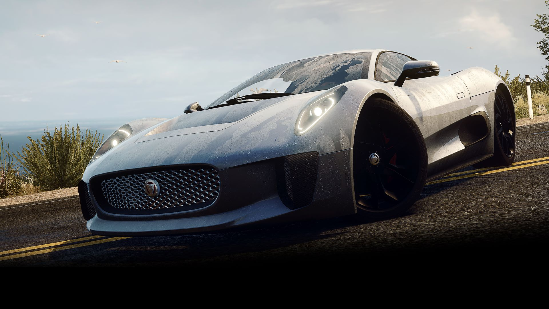 Need for Speed™ Rivals Simplesmente Jaguar Corredores
