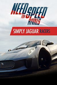 Carátula del juego Need for Speed Rivals Simply Jaguar Racers de Xbox One