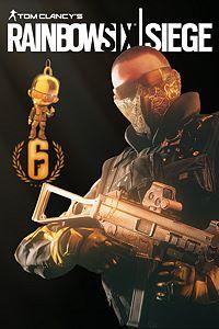 Carátula para el juego Tom Clancy's Rainbow Six Siege: Pro League Pulse Set de Xbox 360