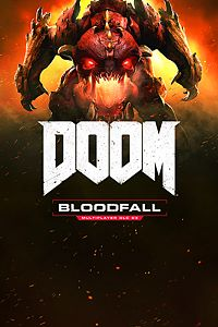 Carátula del juego DOOM: Bloodfall