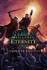 Carátula del juego Pillars of Eternity: Complete Edition