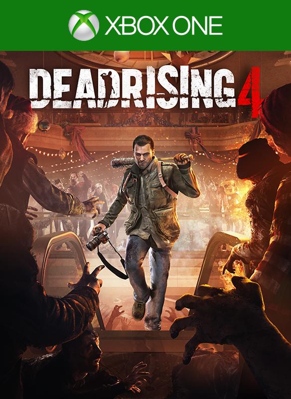 Dead Rising 4 boxshot