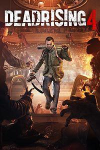 Carátula para el juego Dead Rising 4 de Xbox 360