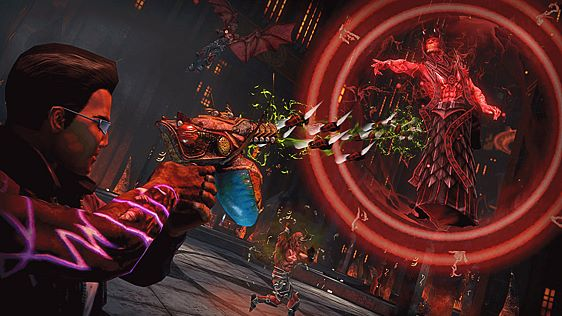 Saints Row IV: Re-Elected & Gat out of Hell screenshot 4