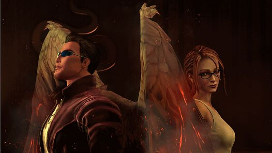 Saints Row IV: Re-Elected & Gat out of Hell screenshot 2