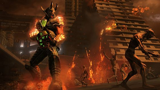 Saints Row IV: Re-Elected & Gat out of Hell screenshot 8