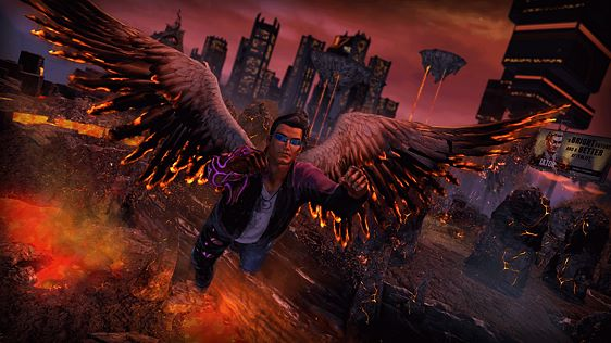 Saints Row IV: Re-Elected & Gat out of Hell screenshot 7