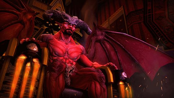 Saints Row IV: Re-Elected & Gat out of Hell screenshot 3