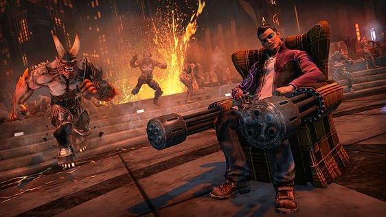 Saints Row IV: Re-Elected & Gat out of Hell screenshot 1