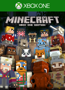 Minecraft Battle & Beasts 2 Skin Pack