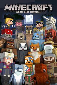Carátula del juego Minecraft Battle & Beasts 2 Skin Pack de Xbox One