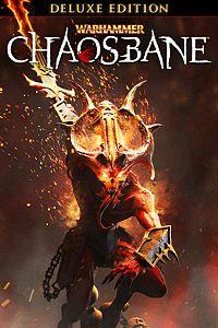 Carátula del juego Warhammer: Chaosbane Deluxe Edition