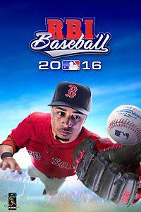 Carátula del juego R.B.I. Baseball 16
