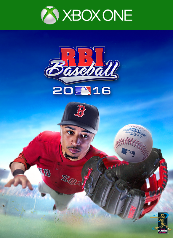 RBI Baseball 16 boxshot