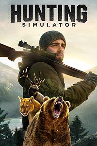 Carátula para el juego Hunting Simulator de Xbox 360